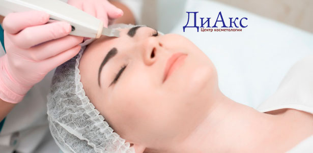 Скидка до 78% на омоложение на аппарате E-Light, чистку лица, химический всесезонный пилинг в центре косметологии «Диакс»