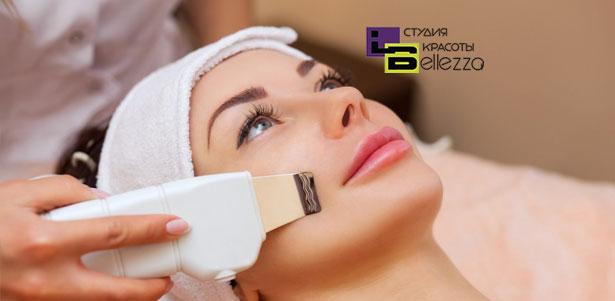 Скидка до 92% на карбоновый пилинг, RF-лифтинг, ультразвуковую чистку лица, аппаратное омоложение кожи и лазерное удаление татуажа в студии красоты L-Bellezza