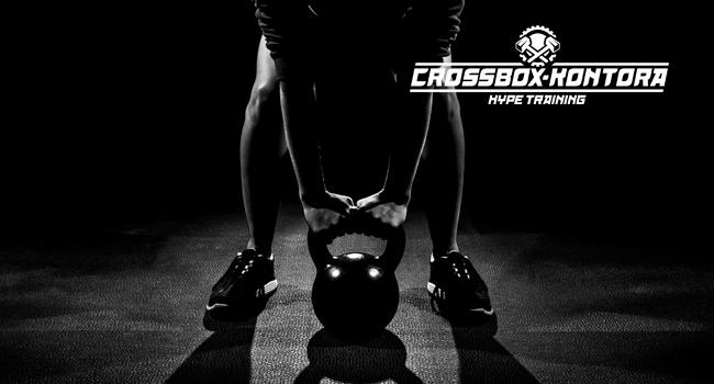 Скидка 67% на безлимитное посещение занятий кроссфитом в течение 1 месяца в центре Crossbox Kontora