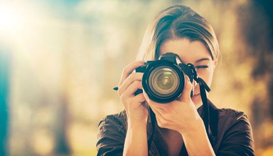 Скидка до 87% на онлайн-курсы по обучению фотографии от студии Bradlord