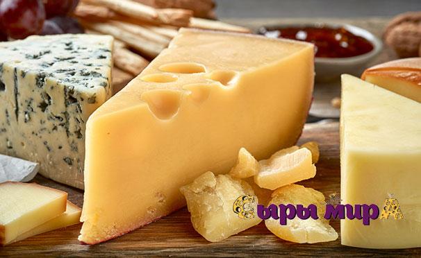 Корзины с элитными сырами, европейскими изысками и сырными конфетами от магазина «Сыры мира». Скидка до 30%