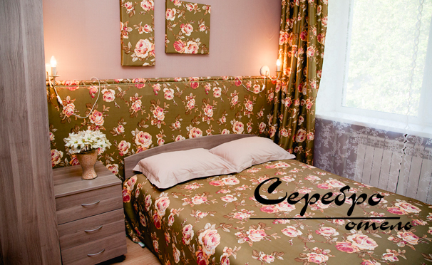 Скидка до 50% на отдых с питанием, баней и развлечениями для двоих в загородном спа-отеле «Серебро» в Нижегородской области