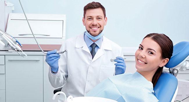 Скидка до 89% на чистку, отбеливание, реставрацию, лечение, удаление и протезирование зубов, а также на установку брекет-системы в медицинском центре «Омега»