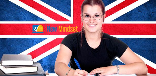 Скидка до 94% на безлимитный доступ к онлайн-курсам английского  языка на различных уровнях от международного образовательного центра New Mindset