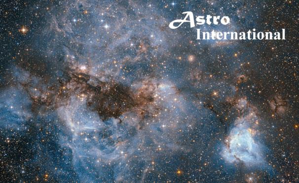 Регистрация имени звезды от компании Astro International со скидкой до 80%