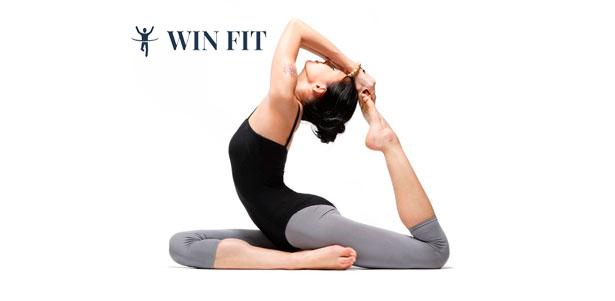 Онлайн-тренировки от Win Fit: пилатес, зумба, стретчинг, хатха-йога или силовая программа «Супертело». Скидка 50%