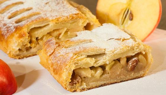 Доставка вкусных пирогов и рулетов от пекарни «Бравый пекарь» со скидкой 60%
