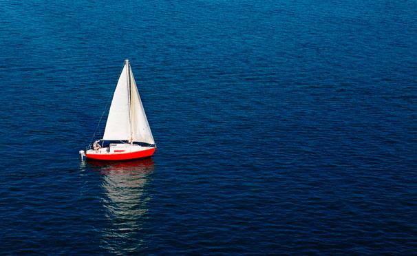 Прогулка на яхте по Новосибирскому водохранилищу для компании до 4 человек от яхт-клуба Ecosail. Мастер-класс по управлению яхтой, шашлык, фотосъемка и не только! Скидка 50%