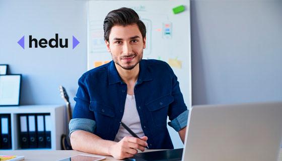 Скидка до 96% на онлайн-курсы 3D-моделирования, аквагрима, продвижения сайтов, графического дизайна, ретуши фотографий и не только от онлайн-академии Hedu