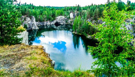 Двухдневный тур «Карельские выходные, Рускеала и Сортавала» от туристической компании «Хохлома Тур» со скидкой 54%
