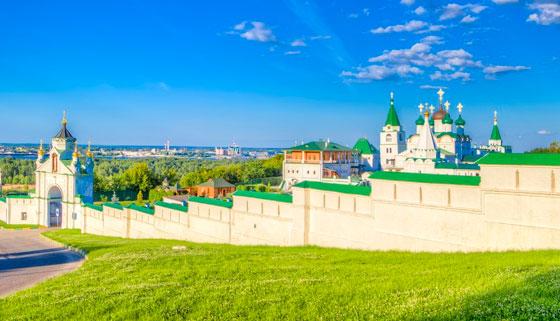 Тур «Новгородские земли» с насыщенной экскурсионной программой от туристической компании «Хохлома Тур». Скидка 50%