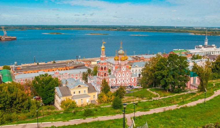 Скидка 50% на тур «Новгородские земли» на 1 день от туристической компании «Хохлома Тур»