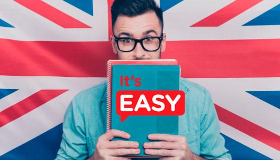 Скидка до 65% на курсы английского языка от языковой школы Easy School