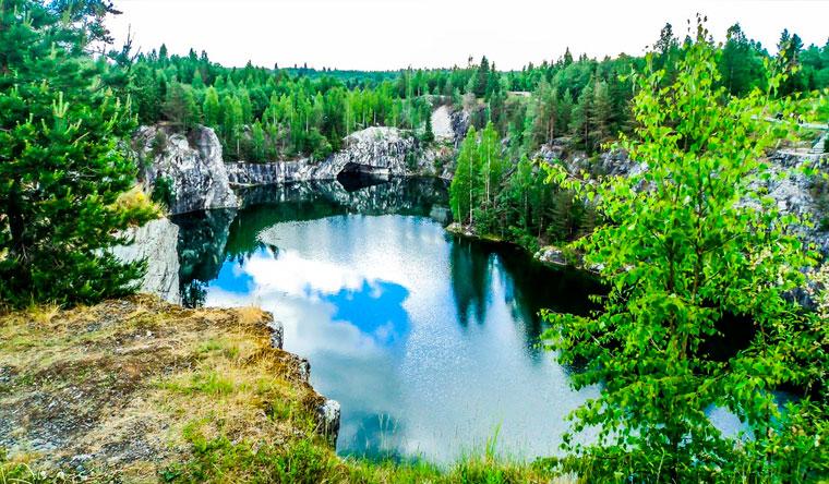 Скидка 50% на тур в Карелию на 1 день от туристической компании «Хохлома Тур»