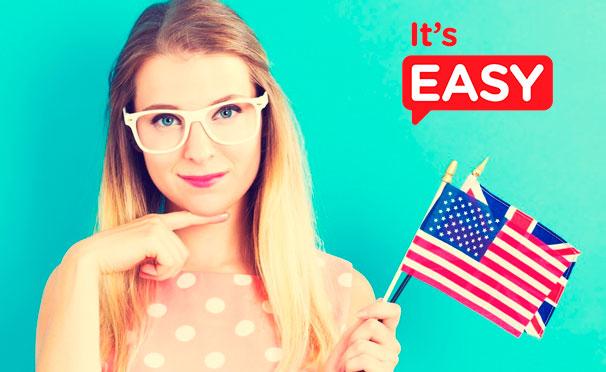 Изучение английского языка от языковой школы Easy School: программы «Легкий старт», «Целеустремленный» или «Интенсив»! Скидка до 65%