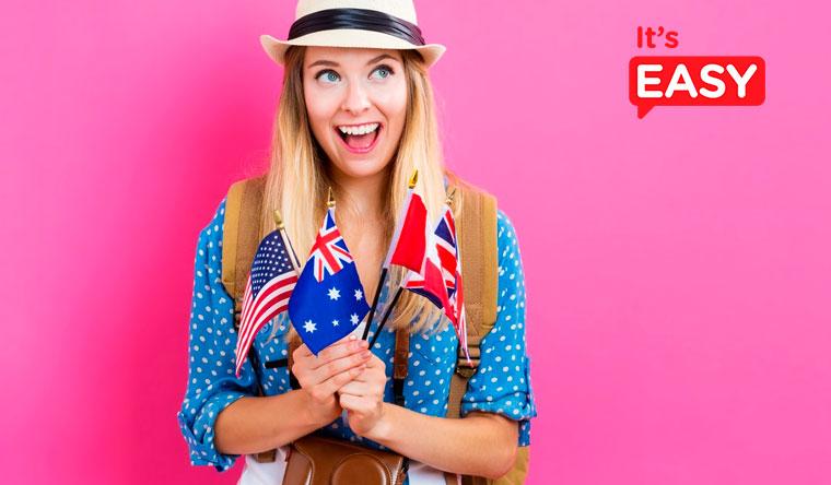 Курсы английского языка от языковой школы Easy School: «Легкий старт», «Целеустремленный» или «Интенсив»! Скидка до 65%