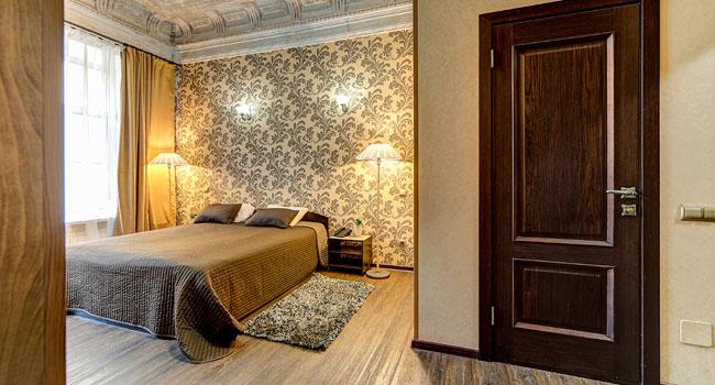 Скидка 50% на отдых для двоих в номере на выбор в отеле «Амбитус» в центре Санкт-Петербурга