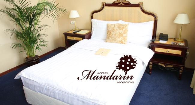Скидка до 40% на проживание для одного или двоих с завтраками в отеле Mandarin Moscow 4*