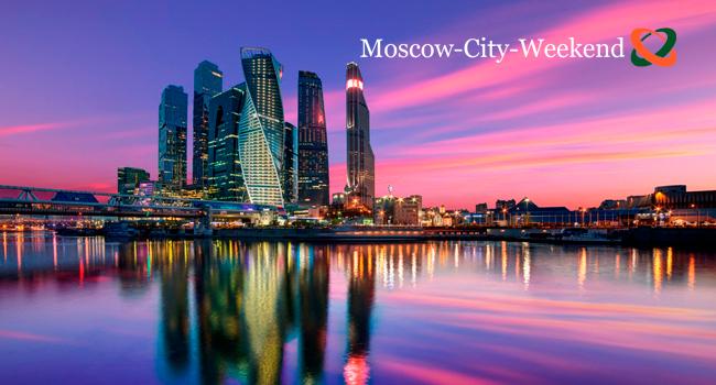 """Свидание в люкс-апартаментах на 55 этаже делового комплекса «Империя» в «Москва-Сити» или экскурсия для детей и взрослых «Знакомство с небоскребами """"Москва-Сити""""» с угощением сладостями от компании Moscow-City-Weekend. Скидка до 85%"""