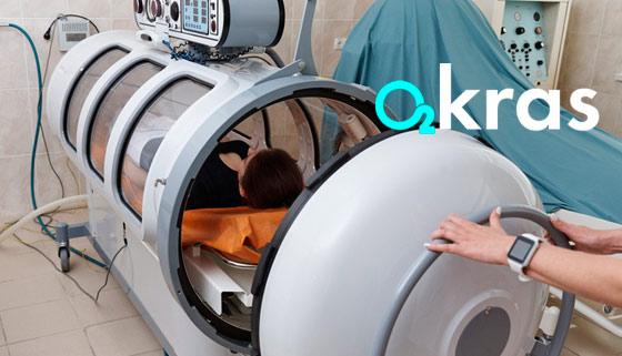 Оздоровление в инновационной барокамере в o2kras: абонементы на 5, 10 или 15 посещений. Скидка 25%