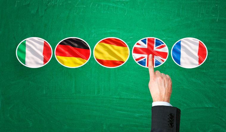 Скидка до 96% на онлайн-аудиокурсы для начинающих по английскому, испанскому, итальянскому, немецкому, французскому языкам от компании Super Lessons и Speak7days