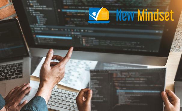 Онлайн-курсы по web-программированию и продвижению от международного образовательного центра New Mindset. Скидка до 90%
