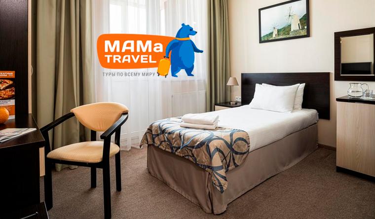 Скидка 50% на отдых + питание, лечение и развлечения в «Екатерининском квартале» города-отеля «Бархатные сезоны» в Сочи от туристической компании Mama Travel