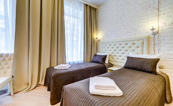 Проживание в «Гостевых комнатах на Марата, 10» в центре Санкт-Петербурга со скидкой 50%