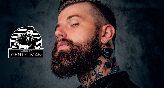 Скидка до 50% на мужскую и детскую стрижку, оформление бороды в барбершопе Gentelman