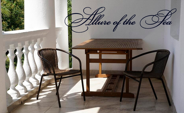 Отдых для двоих, троих или четверых в отеле Allure of the Sea 3\* в Хосте: номера различных категорий, питание, бассейн, хаммам и не только! Скидка 40%