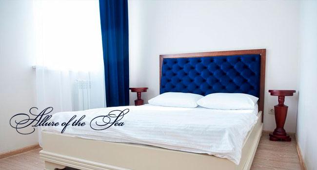 Скидка 40% на отдых для двоих, троих или четверых в отеле Allure of the Sea 3\* в Хосте: номера различных категорий, питание, бассейн, хаммам и не только!
