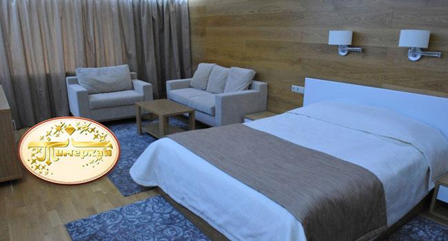 Скидка 50% на отдых для двоих в номере «Стандарт Кинг», «Улучшенный» или «Люкс» в отеле «Тимерхан»