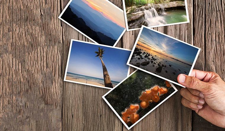 Печать фотографий на глянцевой бумаге в студии «АС Фото» со скидкой до 52%