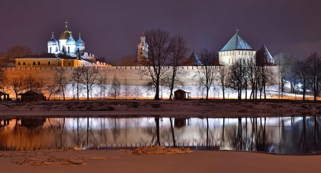 Скидка 61% на тур в Великий Новгород «Новгородские земли» от туристической компании «Хохлома Тур»