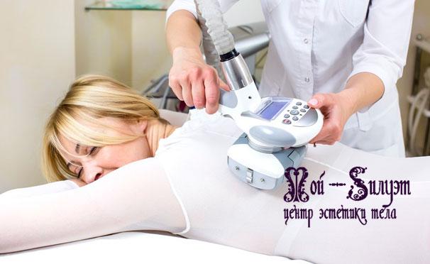 LPG-массаж и прессотерапия всего тела с ИК-прогревом в центре эстетики тела «Мой силуэт». Скидка до 93%