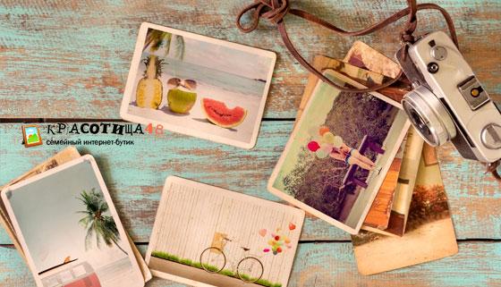 Печать от 20 до 500 фотографий, модульных картин или картин на холсте различных форм и размеров, а также фотосувениры от интернет-бутика «Красотища 48». Скидка до 61%