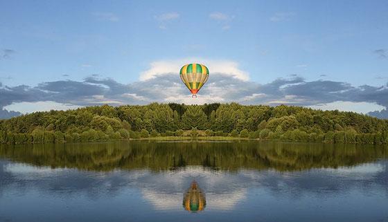 Полет на воздушном шаре в будни и выходные от воздухоплавательного клуба «АэроКвест». Скидка до 54%
