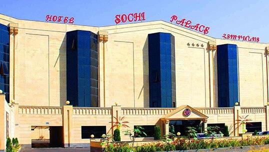 Купон на тур для двоих или четверых в Армению! Проживание в отеле Sochi Palace 4 с завтраками и экскурсиями! Скидка 50%