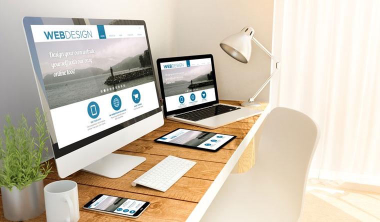 Создание сайта от компании SMM Generation: лендинг, визитка, личный блог, интернет-магазин и не только! Скидка до 97%