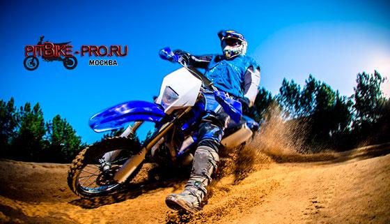 Скидка до 77% на аренду питбайков и кроссовых мотоциклов от клуба активного отдыха «Питбайк-Про»